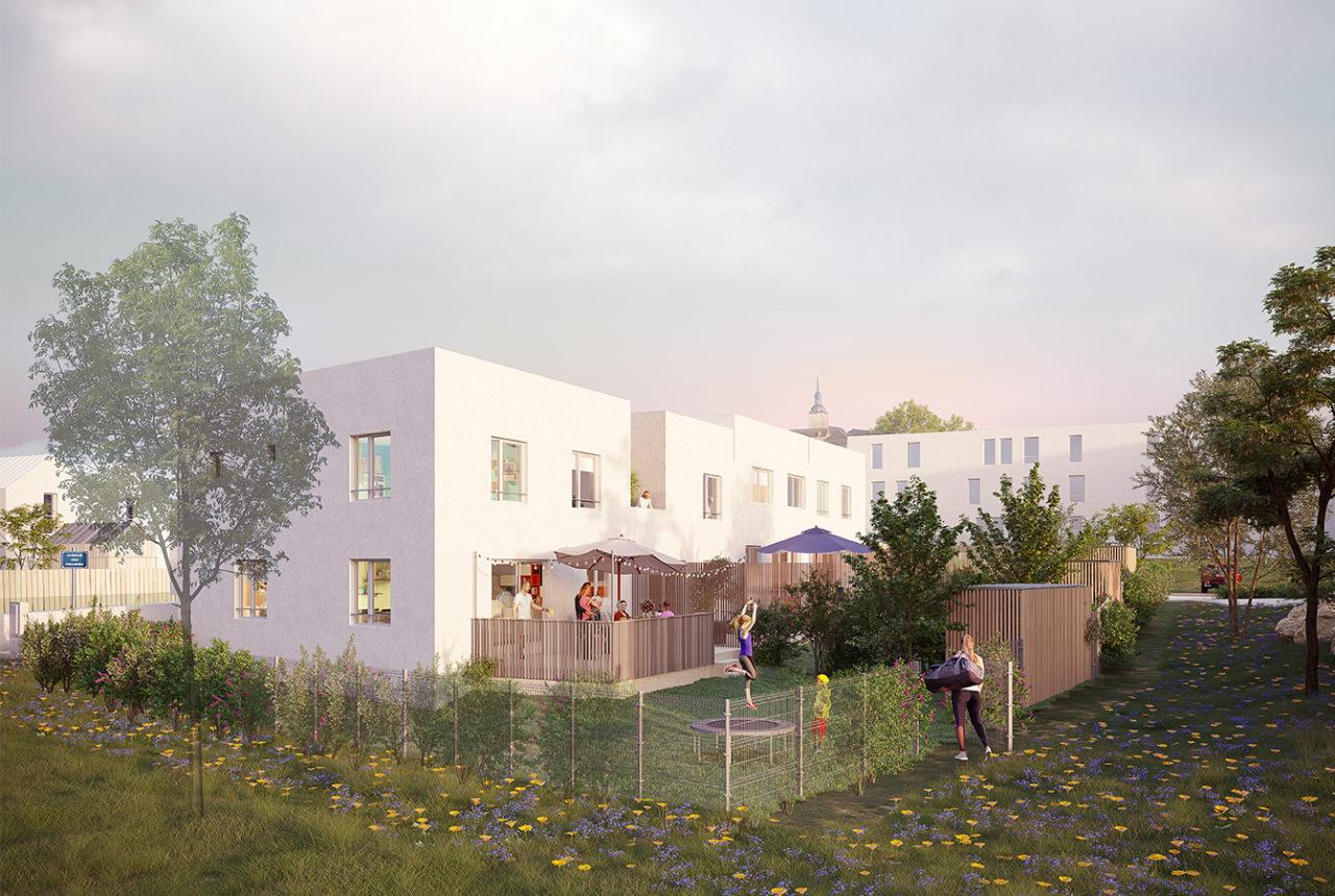 Aster - visuel maisons