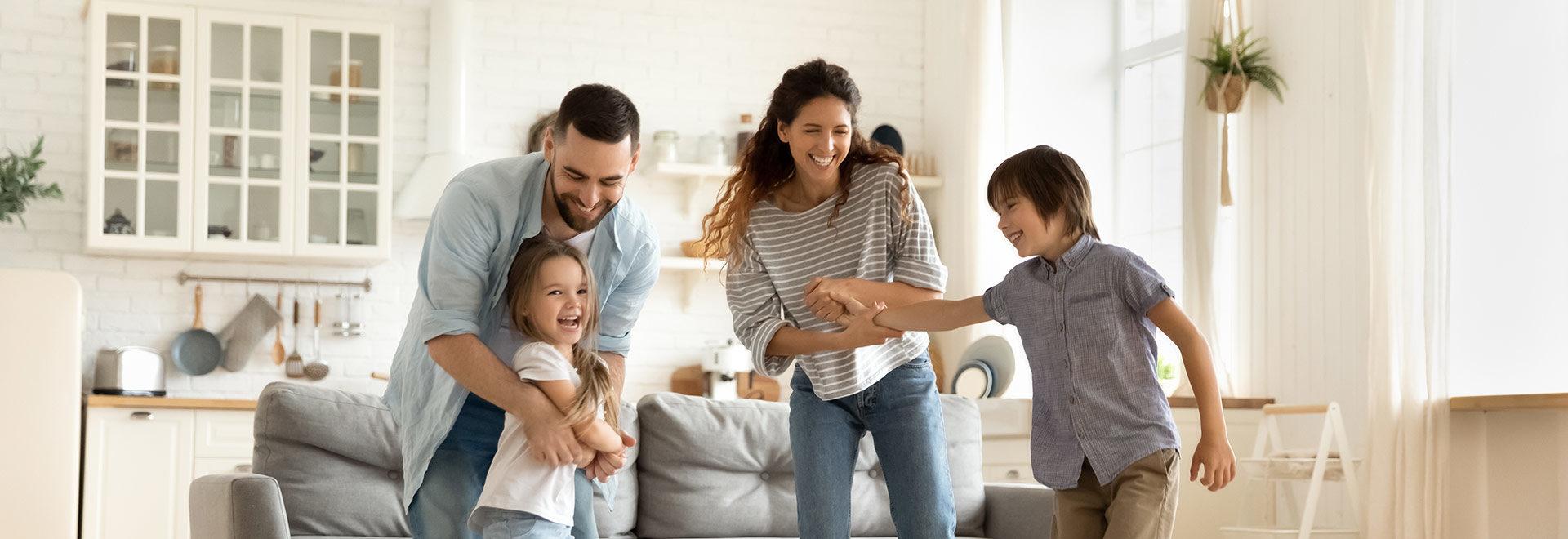 Famille habiter